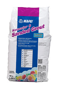 Mapei Keracolor S Sanded Grout 25lb. Bag