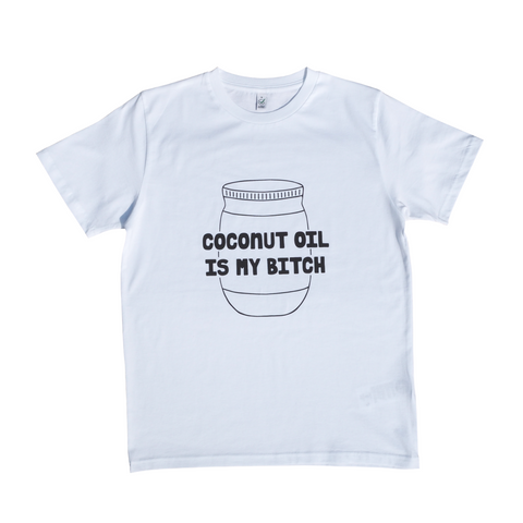 Coconut oil is my bitch