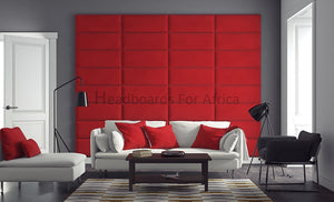 32 Rectangular Panels - Headboards For Africa
