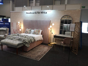 Vertical Panels - Headboards For Africa