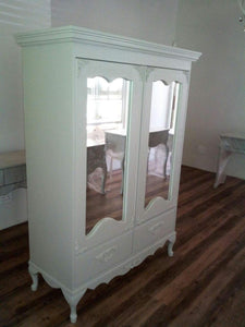 French Connection Armoire - Headboards For Africa