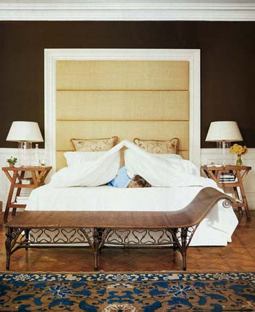 Framed Horizontal Panel - Headboards For Africa