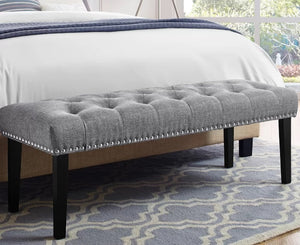 Matthew Bed End Bench - Headboards For Africa