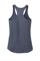 New Era® Ladies Heritage Blend Racerback Tank - True Navy Heather