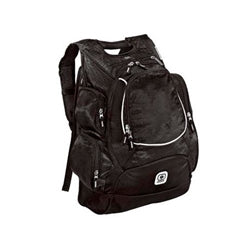 OGIO Bounty Hunter Backpack Black - Embroidered