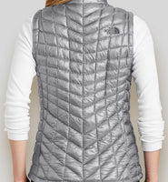 The North Face Thermoball Trekker Vest - Women's Silver