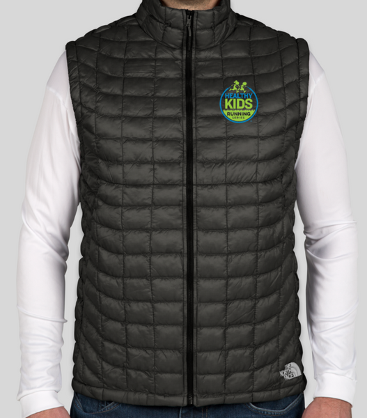 The North Face Thermoball Trekker Vest - Men's Black