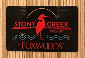 $25 Foxwoods Gift Card