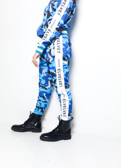 "W/BLUE STRAPPED Represent LONDON."" PANTS"