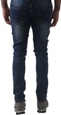 Dodge Ripple Blue Clarks Jeans
