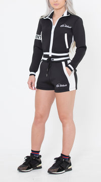 Women Black SP Neoprene Summer Full Set