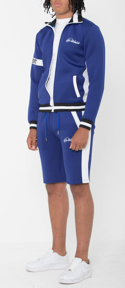 SP Blue Neoprene Summer Full Set
