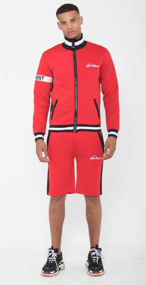 SP Red Neoprene Summer Full Set