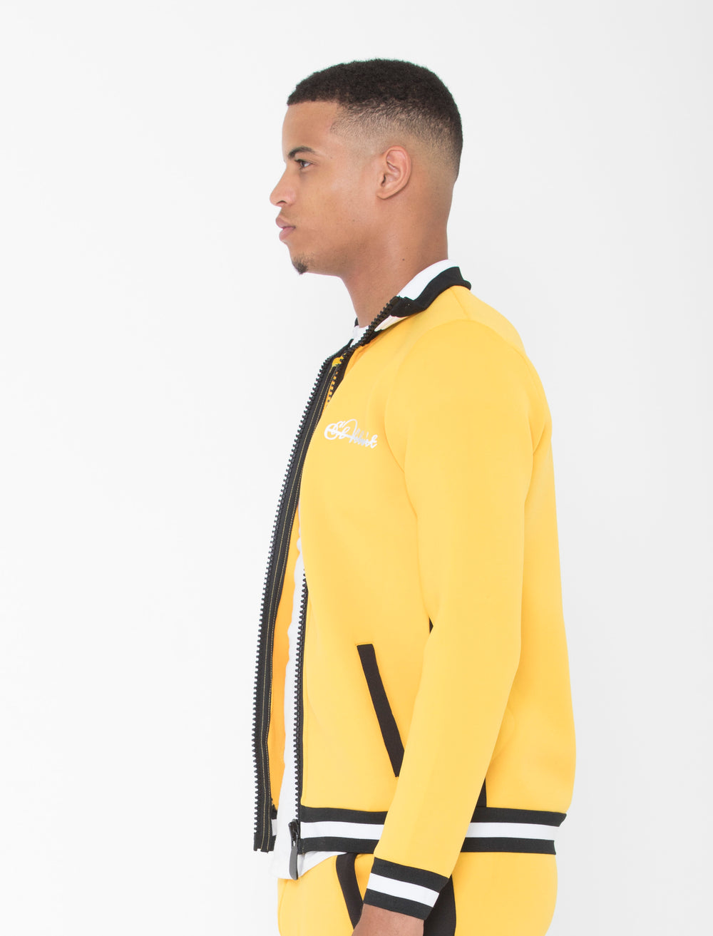 Collar Sweat SP Yellow Neoprene Top