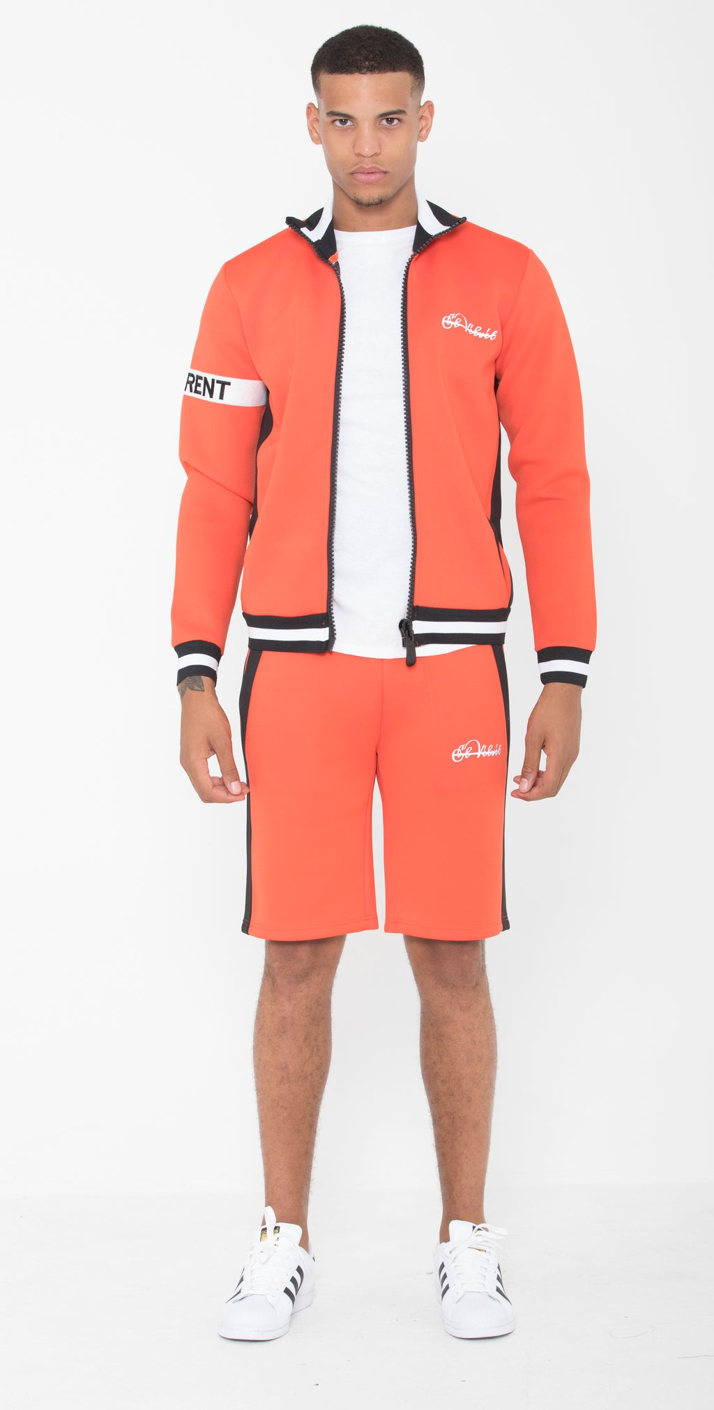 SP Tangerine Neoprene Summer Full Set