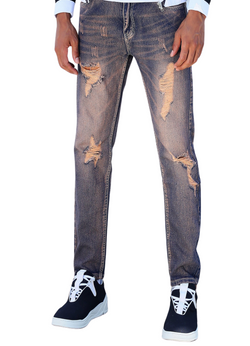 Tiger Ripple Denim Jeans