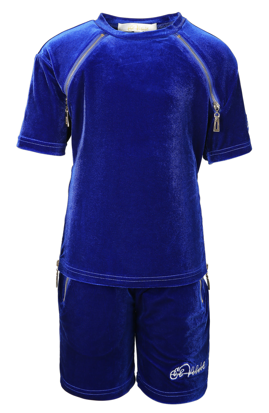 Kids Royal Blue Summer Full Set
