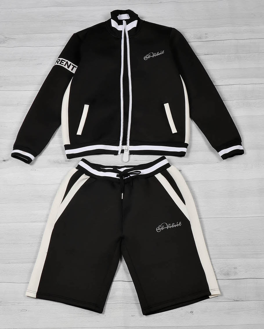 SP Black Neoprene Summer Full Set