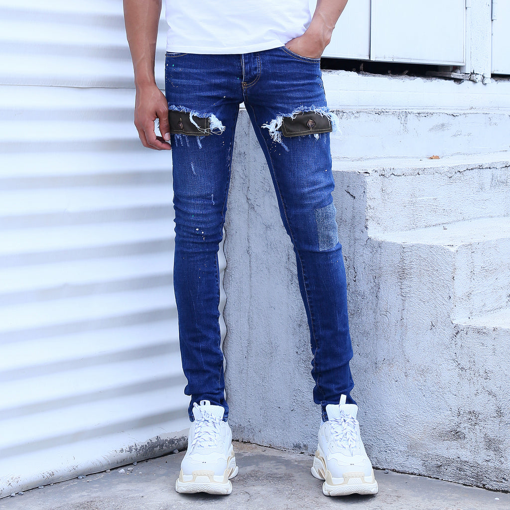 SK8R CARGO JEANS