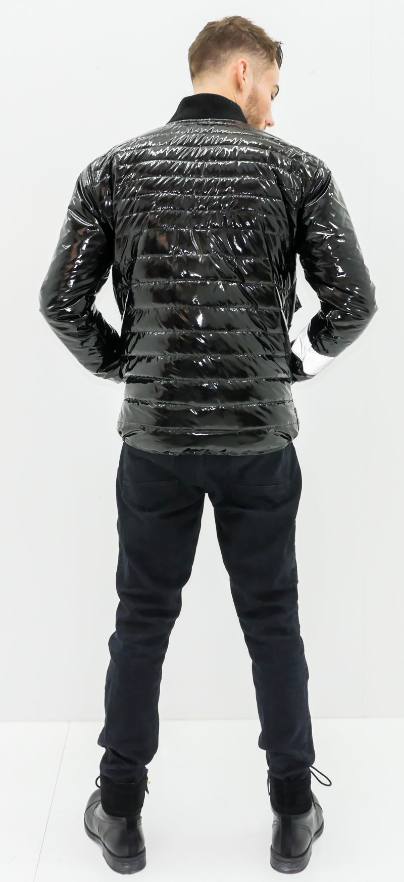 Reflect Shine Bomber Jacket