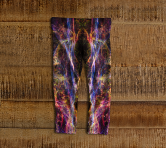Veil Supernova Baby Leggings