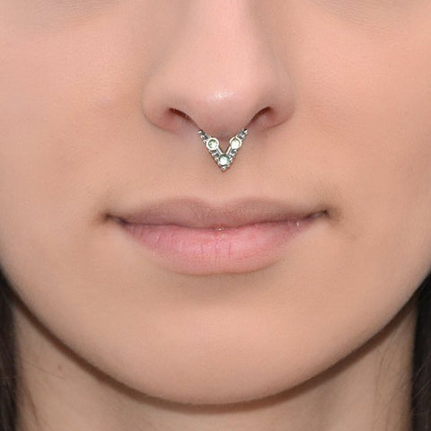 Nose And Ear Piercing Jewelry For Women Iroocca