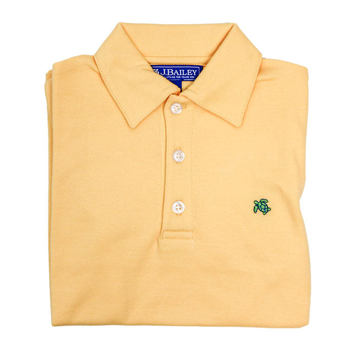 J. Bailey - SS Harry Polo - Yellow
