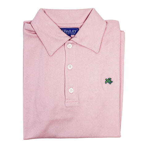J. Bailey - SS Harry Polo - Pink