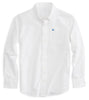 Southern Tide - Boys' Oxford Sport Shirt - White