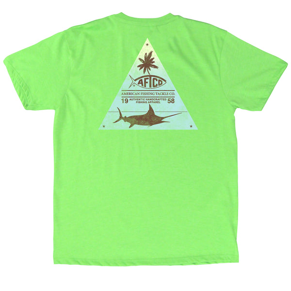 AFTCO - Youth Boys Mason - Neon Mint Heather