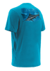 HUK Performance Fishing - Youth KC Scott Blue One Tee - Tahiti Blue Heather
