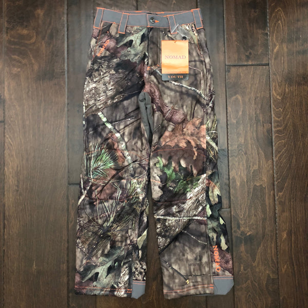 Nomad - Youth Harvester Pant - Camo