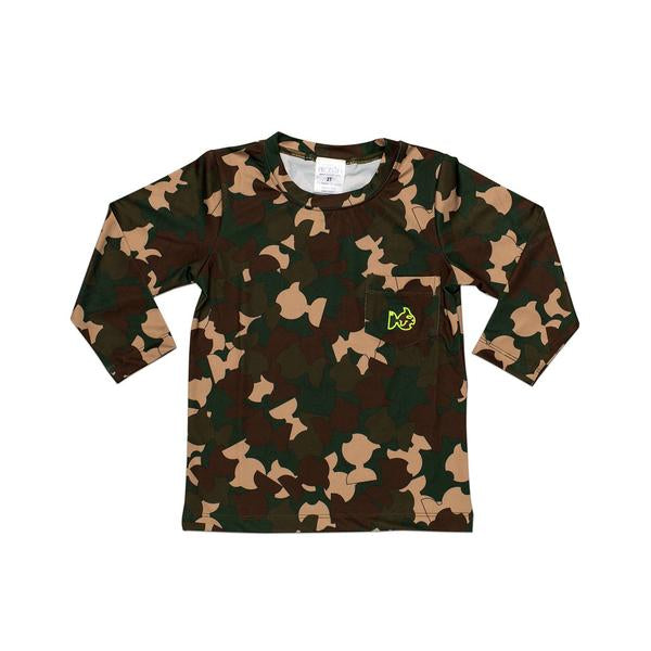 8250dcaa1 Prodoh - LS Performance Tee - Camo – Youthful Cotton