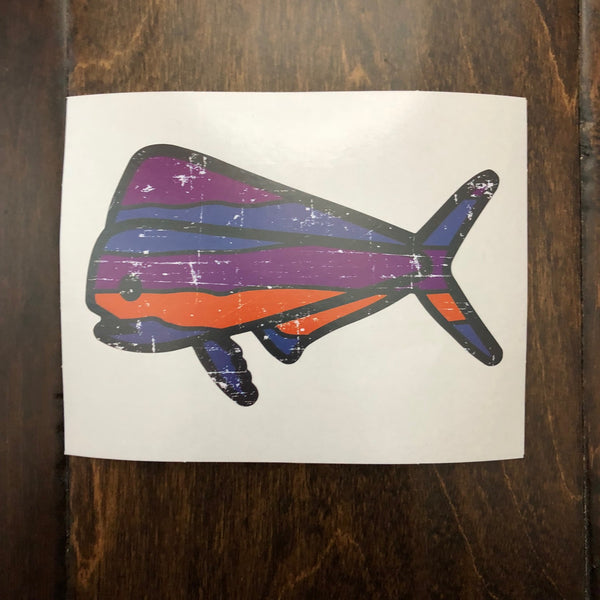 Southern Lure - Decal - Purple Wave
