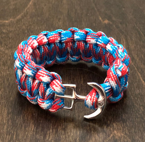 Youthful Cotton - Anchors Away Bracelet - American Spirit