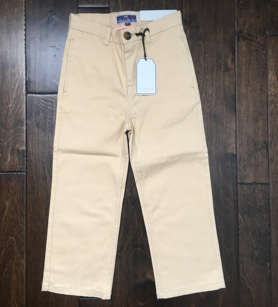 Southern Point Co - Ashton Pants - Khaki