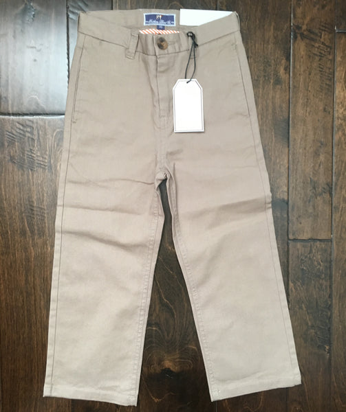 Southern Point Co - Plantation Pants - Gray