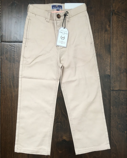 Southern Point Co - Plantation Pants - Natural
