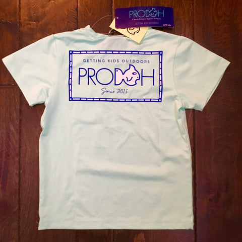 Prodoh - Performance Tee - Beach Glass Spring 2018!