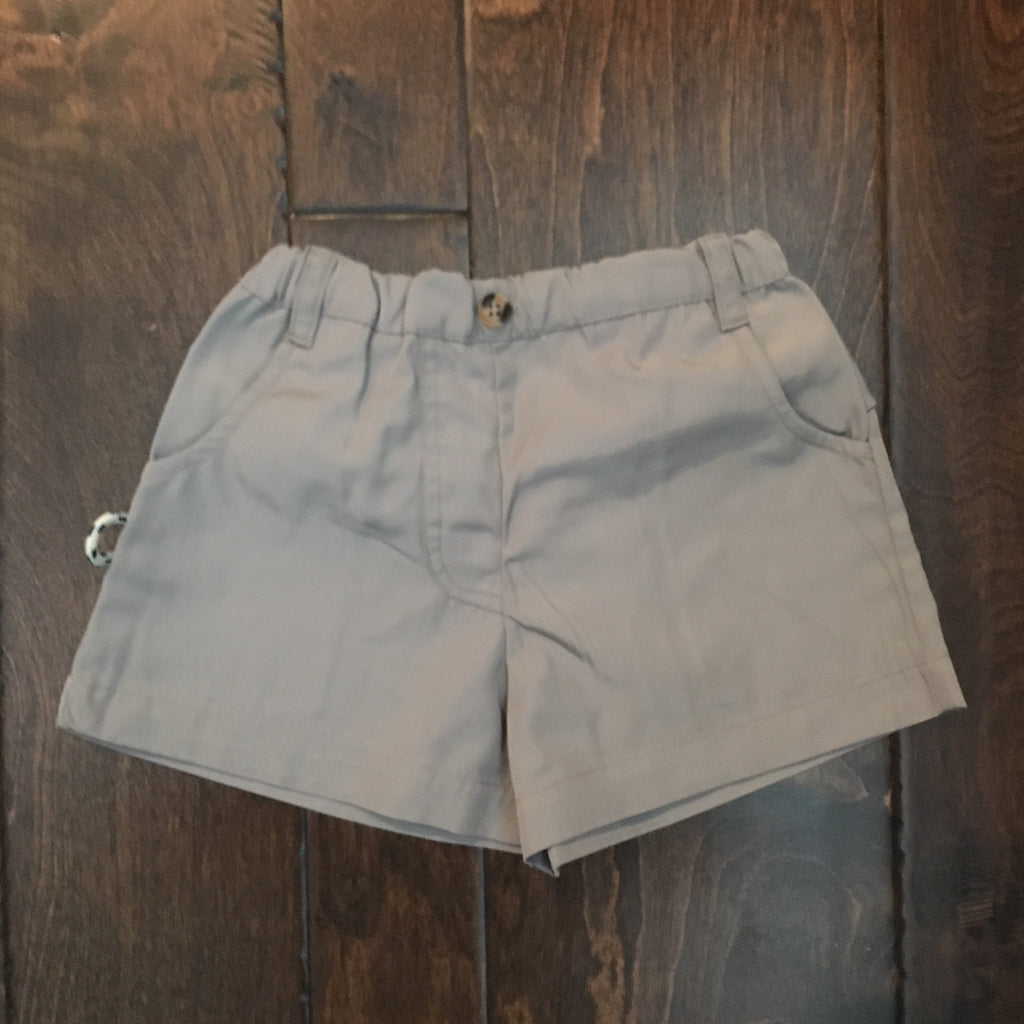 Prodoh - Fishing Shorts - Gray