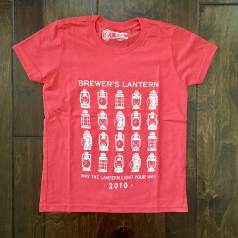 Brewer's Lantern - Arthurs Collection - Red Heather