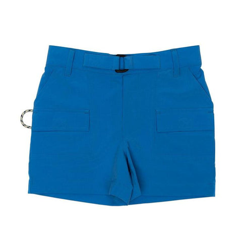Prodoh - Performance Fishing Shorts - Marina Blue