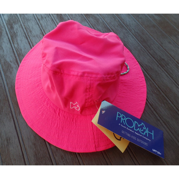 Prodoh - Electric Pink Beach Bum Hat UPF 50