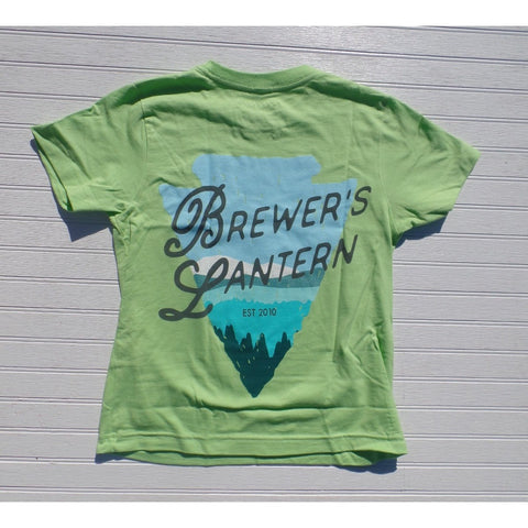 Brewer's Lantern - Mt Arrowhead Limeade Shirt