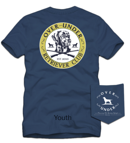 Over Under Clothing - Youth Retriever Club SS Tee