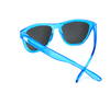 Knockaround Sunglasses - UV400 Sun Protection - Blue Monochrome (Ages 1 - 5)