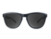 Knockaround Sunglasses - UV400 Sun Protection - Black on Black (Ages 1 - 5)