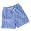 Properly Tied - Lil Ducklings Swim Shorts - Blue Waves