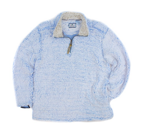 Properly Tied - Pintail Pullover - Powder Blue
