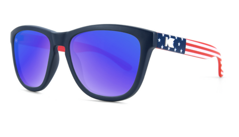 Knockaround Sunglasses - UV400 Sun Protection - Star Spangled (Ages 1 - 5)